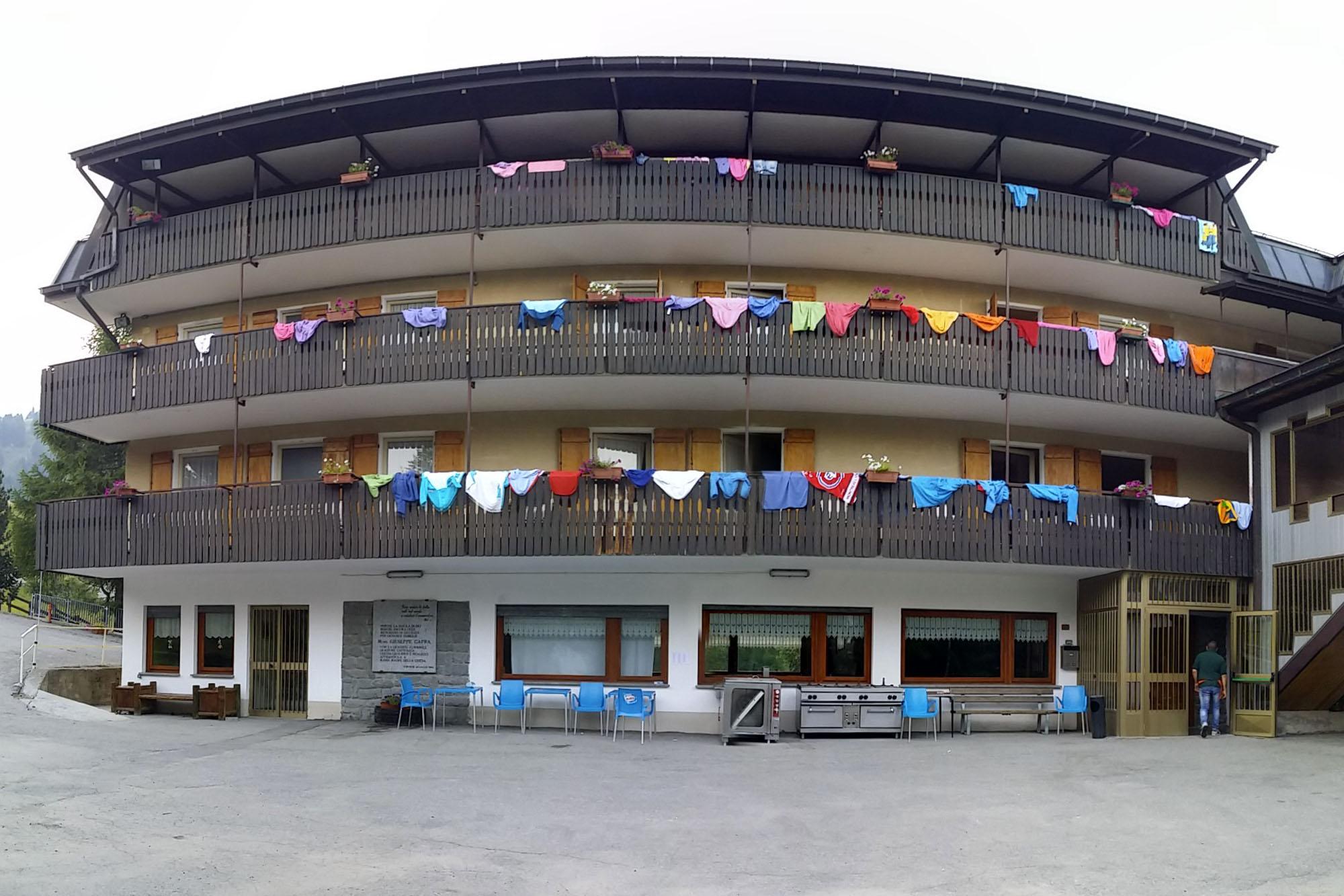 Casa Alpina Maria Nivis