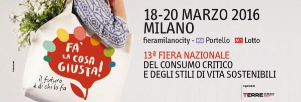 fa la cosa giusta Milano